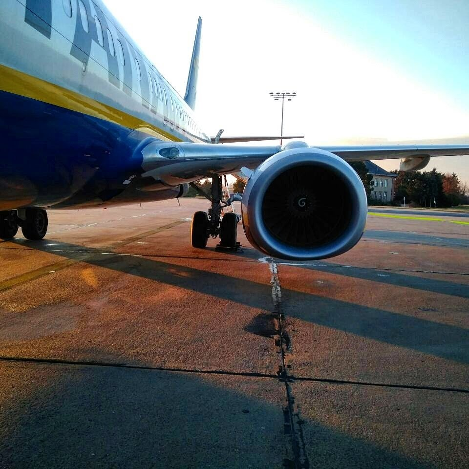 Ryanair Boeing 737 New Generation