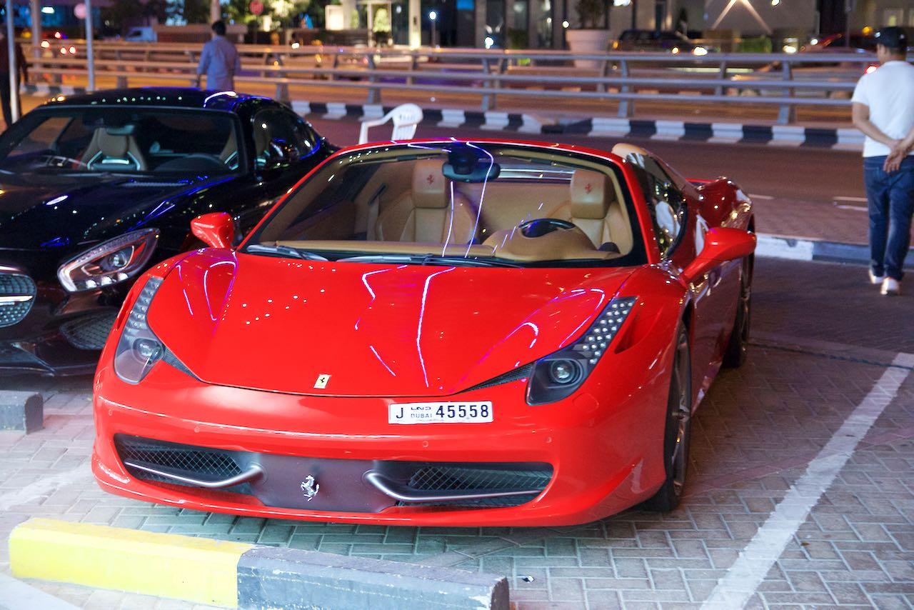 Ferrari 458 JBR