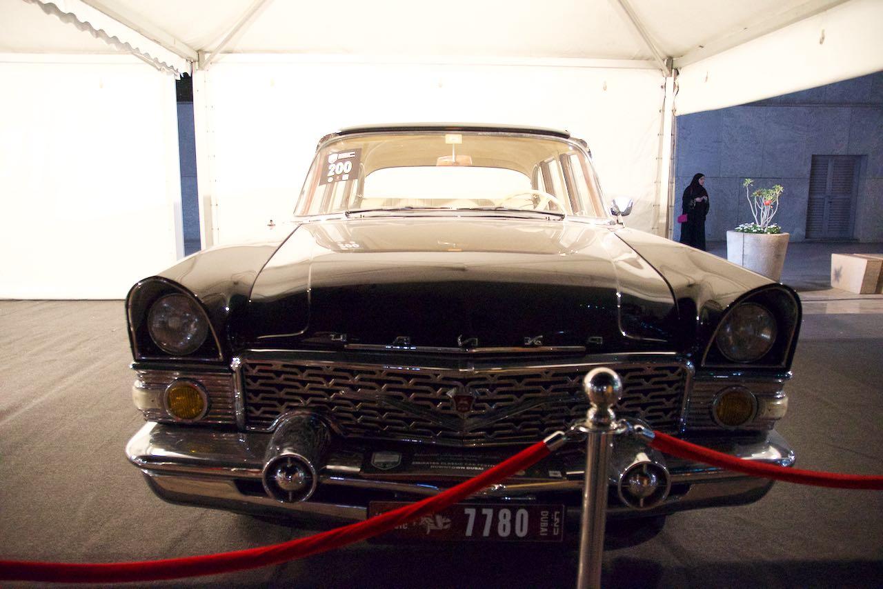 Dubai Classic Cars: Чайка