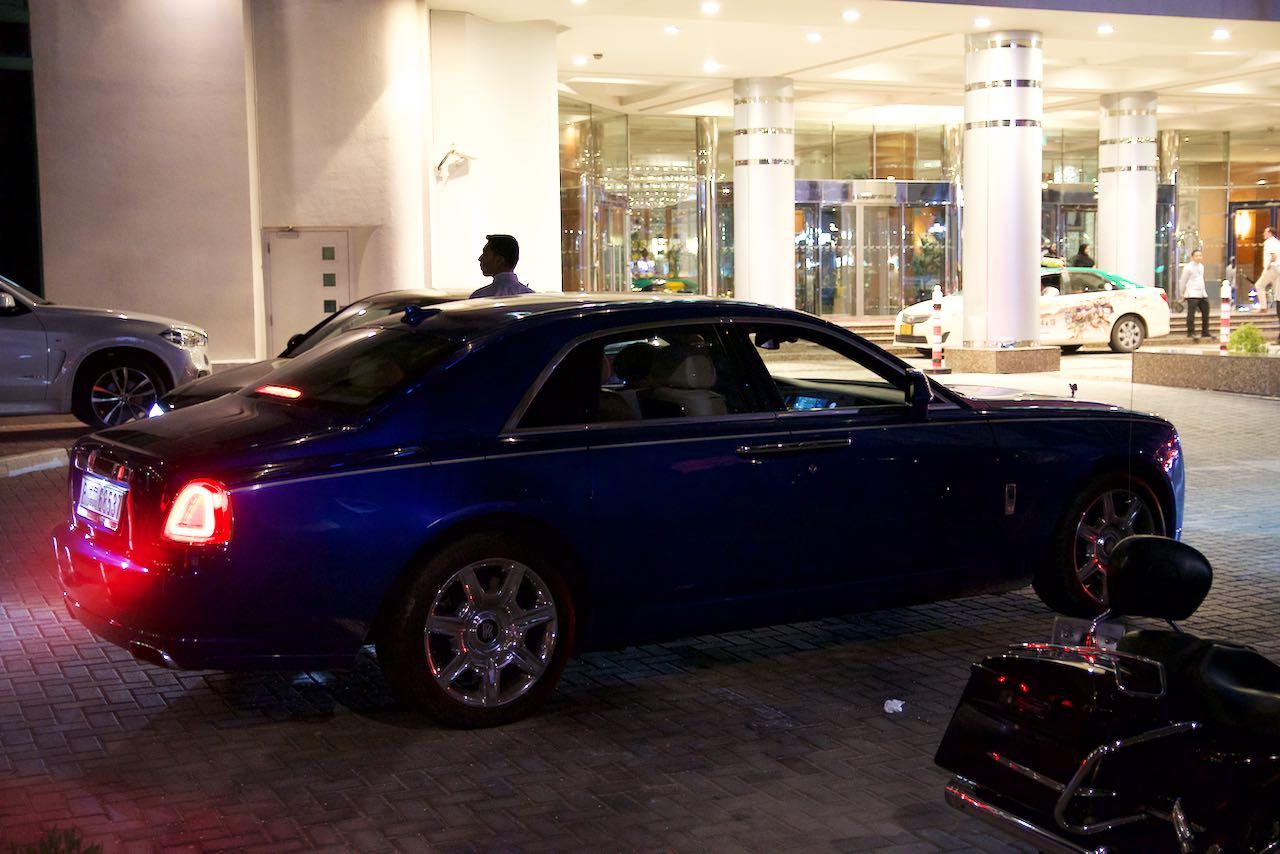 Rolls-Royce Phantom JBR