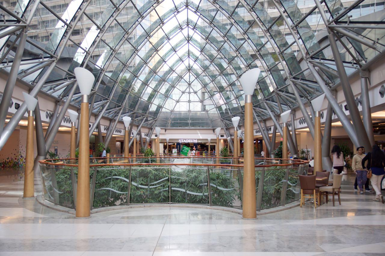 Burjuman Mall Gardens
