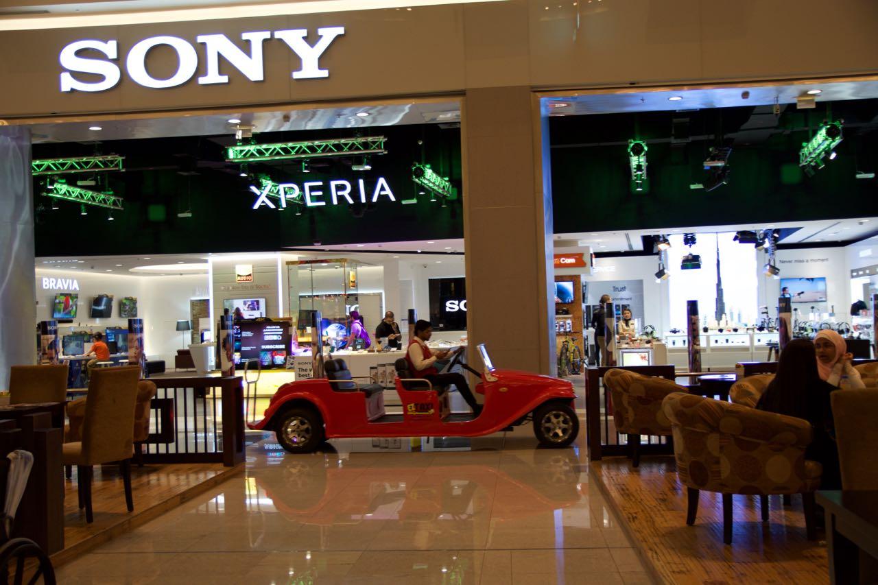 Sony Dubai Mall