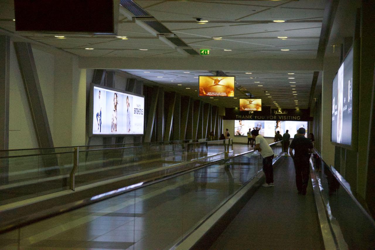 Dubai Mall Metro Station